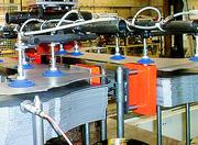 Handhabungstechnik: Die Blechteilhandhabung