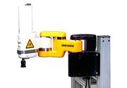 Industrieroboter: Eine Montagezelle