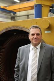 Flexibler Service: Neuer Geschäftsführer beim Baumüller Reparaturwerk