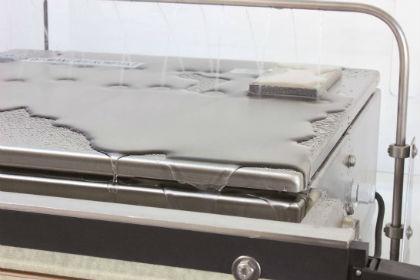 Wasserdichtes Folienschweißgerät: Hygienisches Verpacken trotz Feuchtigkeit oder Staub