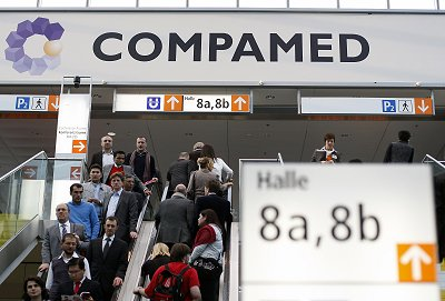 COMPAMED 2013: High tech solutions for medical technology