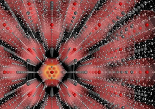 Neue Klasse von thermoelektrischen Materialien: Atome im Käfig