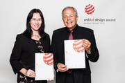 Erfolgreiche Schlauchpumpenserie: Red Dot Award für Hirschmann Laborgeräte