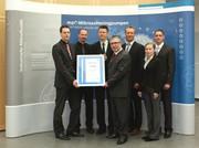 News: Mikropumpenhersteller HNP Mikrosysteme nach DIN EN ISO 9001:2008 zertifiziert