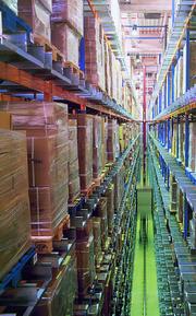 Lager und Logistik: Lagern mit System