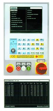 Montage: CNC-Steuerung mit Nietüberwachung