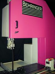Fertigungstechnik und Werkzeugmaschinen (MW): Kompakte Teile schnell sägen