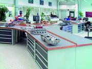 Werkzeugschränke: Baukastensystem gewährleistet hohe Anpassungsfähigkeit