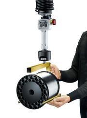 Intuitive Lastführung mit dem E-Balancer: Der verlängerte Arm