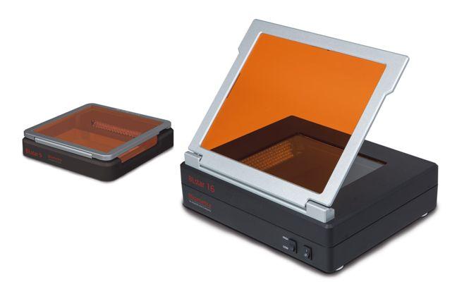 Leuchttische für Geldokumentation: Neue Transilluminatoren mit Blaulicht-LEDs von Biometra