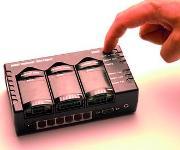 Datenlogger: Anpassungsfähig und batteriebetrieben