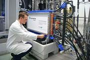 News: Durchbruch für neuartige Stromspeicher: Große und leistungsfähige Redox-Flow-Batterie