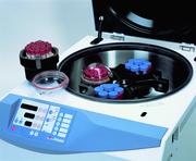 Labortechnik: Tisch- und Standzentrifugen