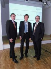 News: Dr. Ernst Grigat bei ChemCologne neuer Vorstandsvorsitzender