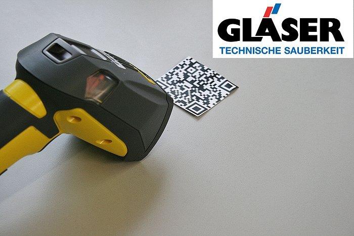 2D-Code für Technische Sauberkeit: Erstmals in Prüfprozess integriert