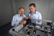 Harmloser Umschlag oder Bombe?: Briefkontrolle mit Terahertz-Wellen