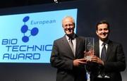 News: Schweizer Technologietransfer-Organisation Unitectra gewinnt EUROPEAN BIOTECHNICA AWARD 2011