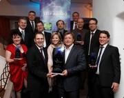 News: Wegweisender STEP für die Gesundheit - Medizintechnik-Unternehmen AESKU.Diagnostics gewinnt den STEP Award