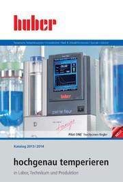 News: Neuer Temperiertechnik-Katalog 2013/2014 erschienen