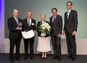 News: Prof. Anne L'Huillier erhielt Carl-Zeiss-Forschungspreis