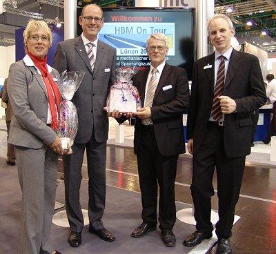 News: SENSOR+TEST Pressepreise 2013