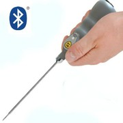 Temperiertechnik: Temperatursonden mit Bluetooth®- Funk-Technologie