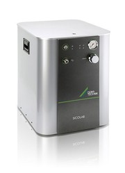 SICOLAB-Kompressorstation: Neue ölfreie Drucklufteinheit