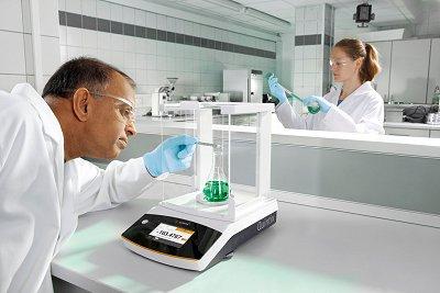 Neue Sartorius-Laborwaage: Erleichtert Standard-Anwendungen