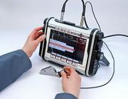 Mobiles Ultraschallprüfgerät: Zerstörungsfreie Materialprüfung