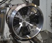 Acht-Backen-Futter HWR Spanntechnik