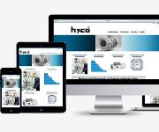 Webseite Hyco Vakuumtechnik