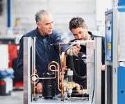 Hyfra-Kühler mit FleXX-Technologie