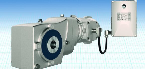 Oberflächenbehandlung für Nord-Antriebssysteme: Keine Korrosion dank NSD tuph