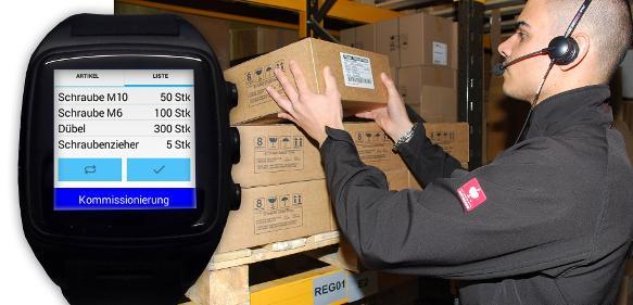 ICS Group präsentiert neue Smartwatch mit mobiler Datenverbindung