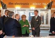 News: Hannover Messe: Merkel und Putin besuchen Ifm