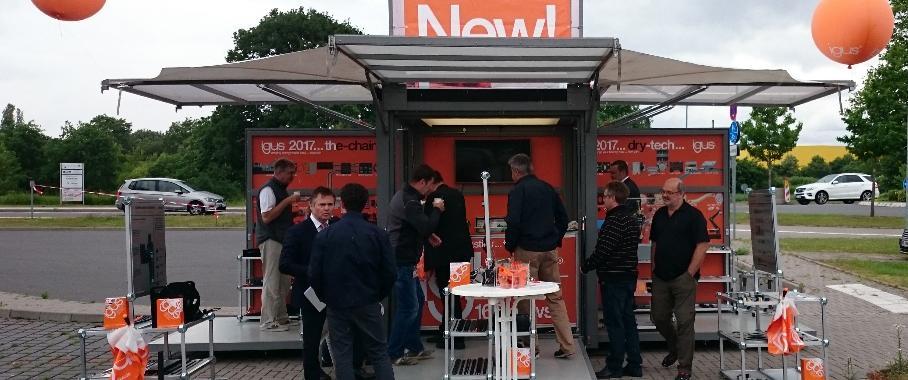 Mobile Hausmesse