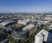 Inconso berät Verkehrsmanagement der Messe Frankfurt