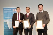 Innovationspreis der Automatisierungsindustrie: Die Gewinner des letzten Jahres