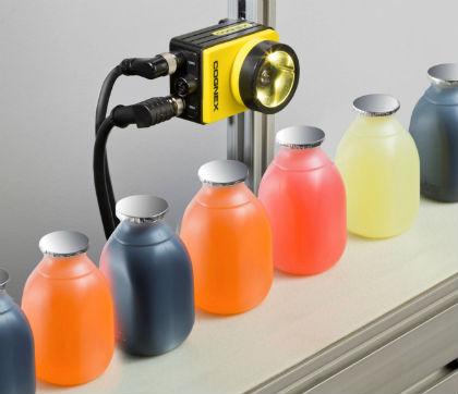 Material- und Werkstoffprüfung: Kompakte 24-Bit-Farb-Vision-Systeme
