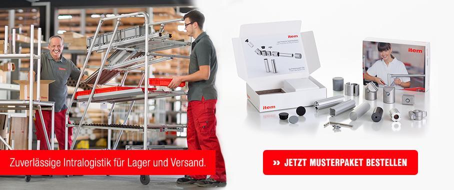 "Anzeige - Produkt der Woche: <a href=""http://welcome.item24.com/musterpaket-intralogistik-v2?src=weka&utm_campaign=Intralogistik&utm_medium=Website&utm_source=Website&utm_term=Intralogistik"" target=""_blank"">Perfekte Intralogistik für Lager und Versand</a>"
