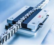 CCM-System: Verschleißlängung von Ketten im Einsatz messen