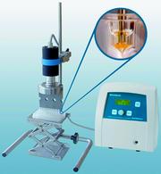 Labortechnik: Mit Ultraschall-Sonotrode