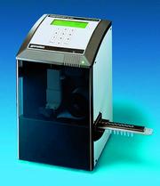 Labortechnik: Ein Gefrierpunktosmometer...