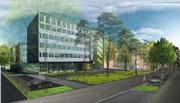 Bezug im Frühjahr 2016: Jungheinrich baut neue Zentrale