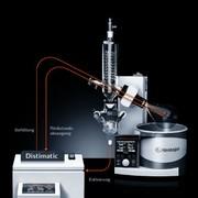Automatikmodul Distimatic von Heidolph: Kontinuierlich destillieren - automatisiert!