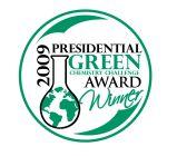 News: Green Chemistry Challenge Award für CEM