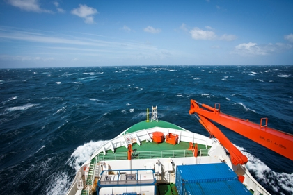 Life Sciences Innovations: DOM im globalen Kohlenstoffkreislauf - Biomoleküle im Meerwasser geben Auskunft