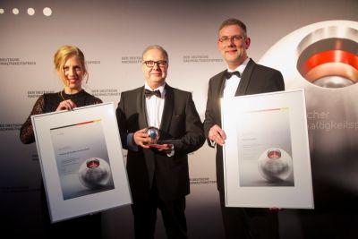 Märkte + Unternehmen: Kübler gewinnt den Deutschen Nachhaltigkeitspreis