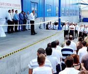 Eröffnung Kabelschlepp Werk