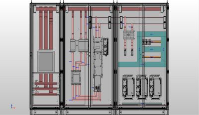 Kupferschienen-Modul: Stromverteilungen flexibler planen
